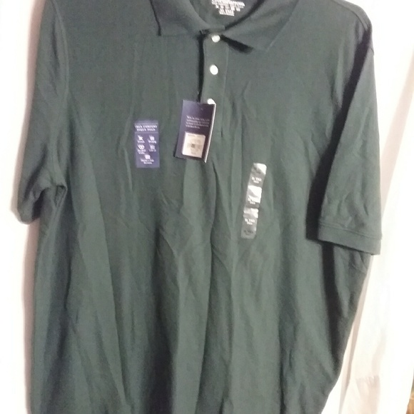 dcc3924b croft & barrow Shirts | Croft And Barrow Mens Polo Shirt Xlt | Poshmark